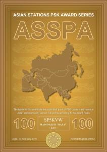 SP5KVW-ASSPA-100