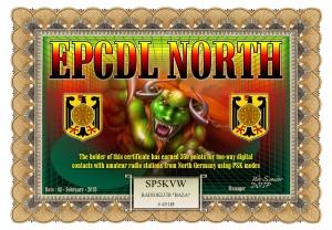 SP5KVW-EPCDL-NORTH