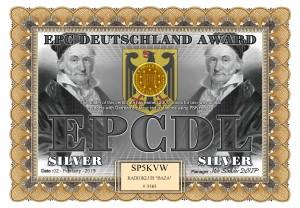 SP5KVW-EPCDL-SILVER