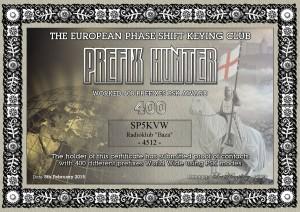 SP5KVW-PHPA-400